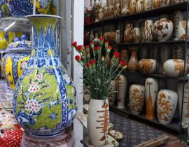 Visit Bat Trang Ceramic Village