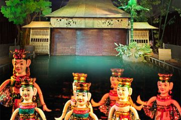 1 Day Hanoi City And Water Puppet Show Private Tour